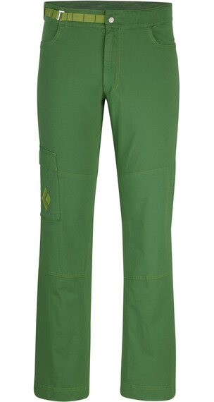 Black Diamond M's Credo Pants Kelly Green